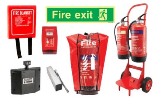 Fire Equipment Service San Diego
